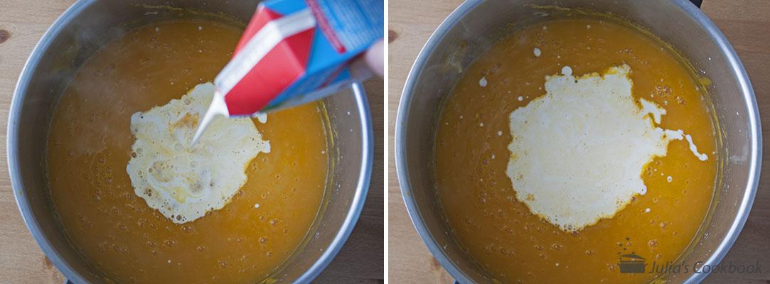суп тыква