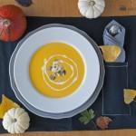 Солнечный крем-суп из тыквы – простой и вкусный рецепт