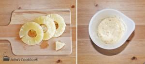 Банановый смузи с финиками